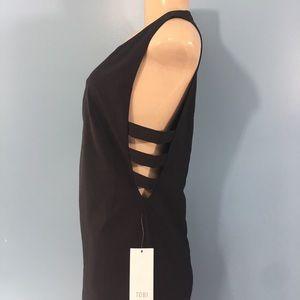 Tobi• NEW Sexy Strapy Maxi Dress Black